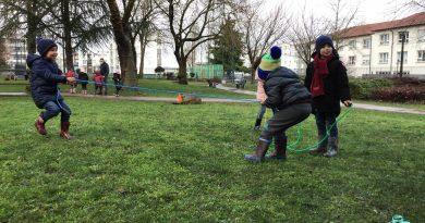 École dehors :  se servir des la nature et de la météo pour adapter les apprentissages !