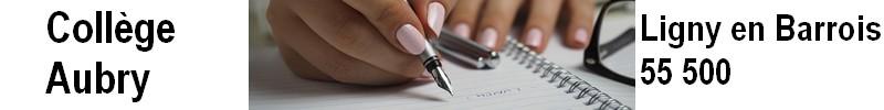Un projet d'écriture inter-degrés