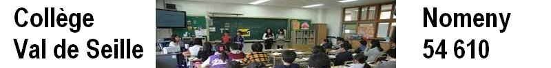 Classe renversée en collège