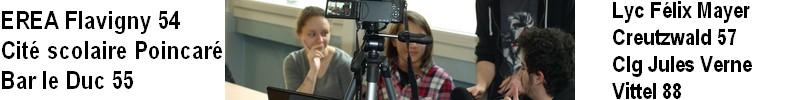 Collégiens et lycéens : produire des reportages en partenariat avec France 3