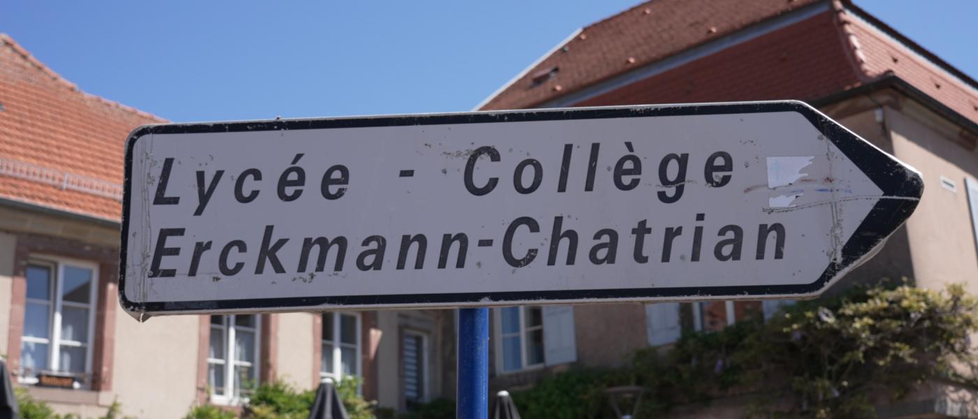 DISSCO : un DISpositif de SCOlarisation inédit et inclusif au sein de la cité scolaire Erckmann Chatrian à Phalsbourg