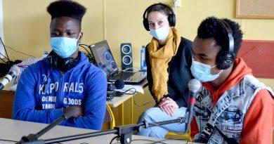 Classe Média avec France Bleu, des élèves journalistes de radio, le temps d'un projet