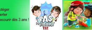 P-A-S de panique 112 ! en maternelle